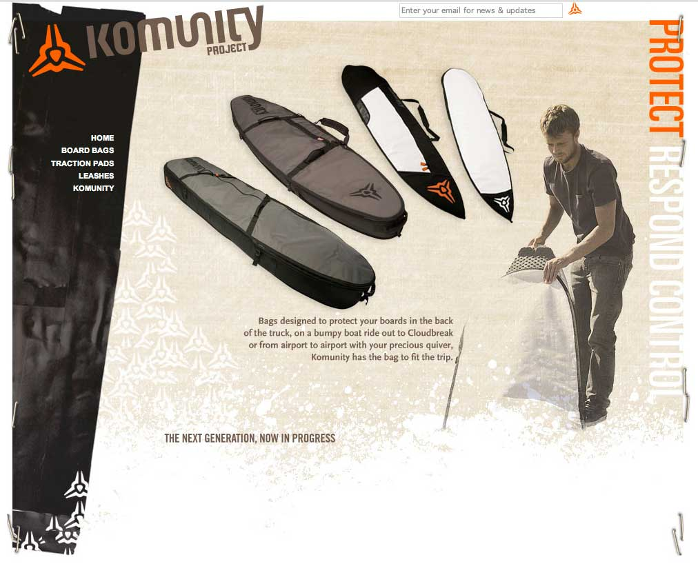 surf-action-sports-product-catalog-website