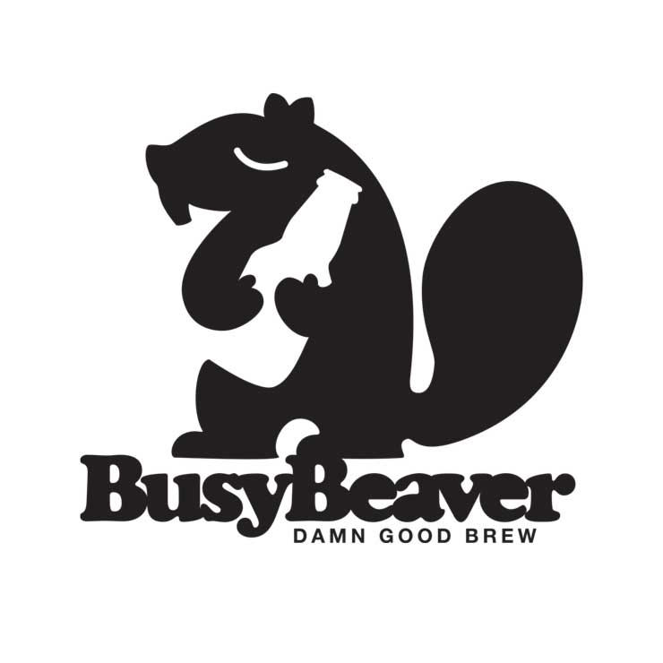 busy beaver brewing logo