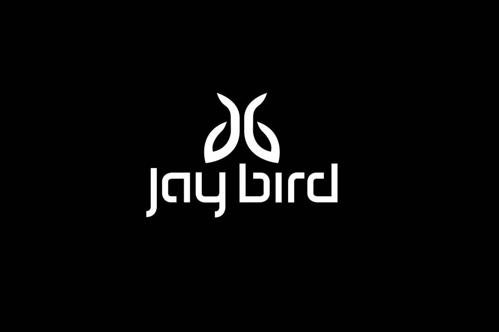 jaybird sport audio logo designs
