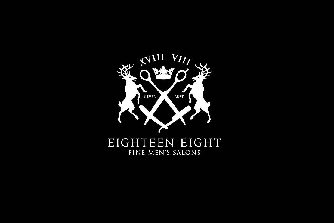 mens products branding agency eighteen eight