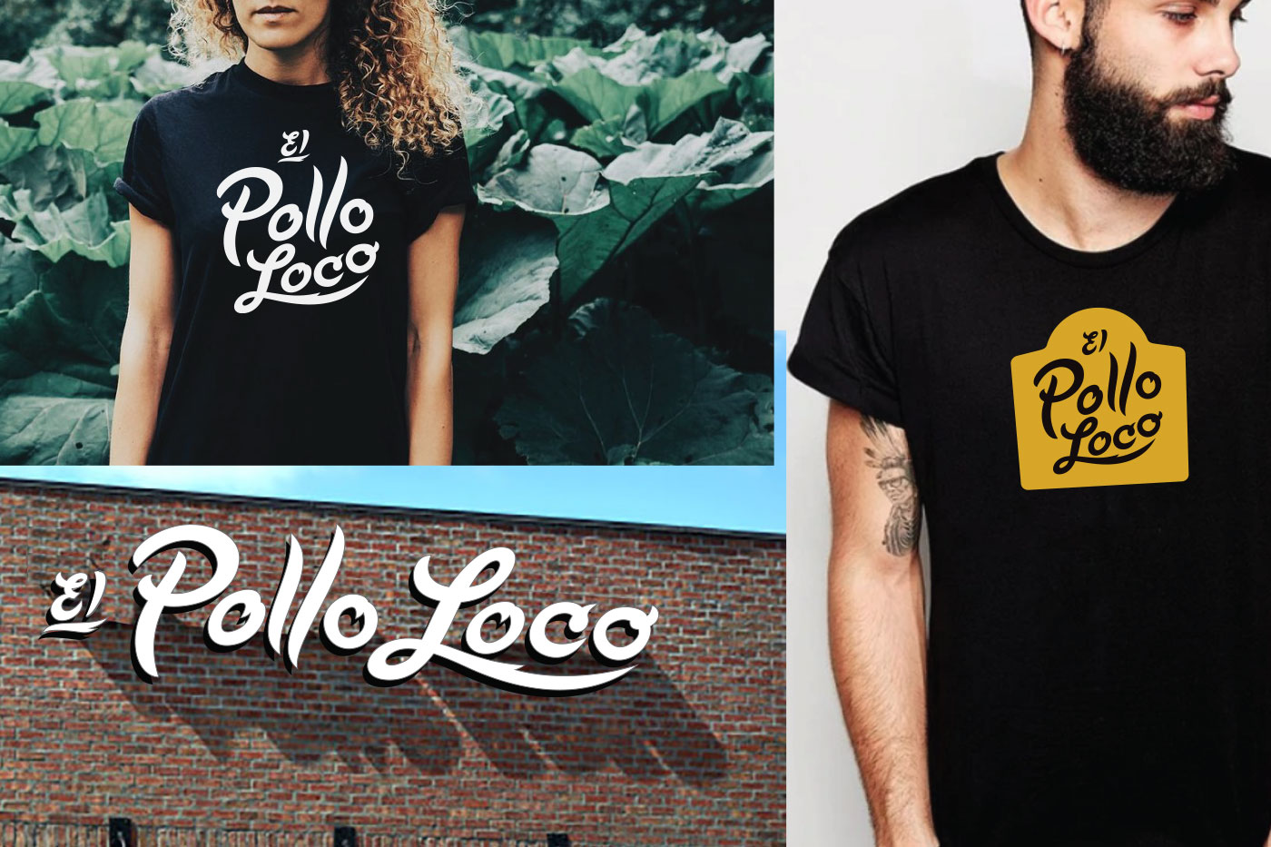 new el pollo loco branding agency