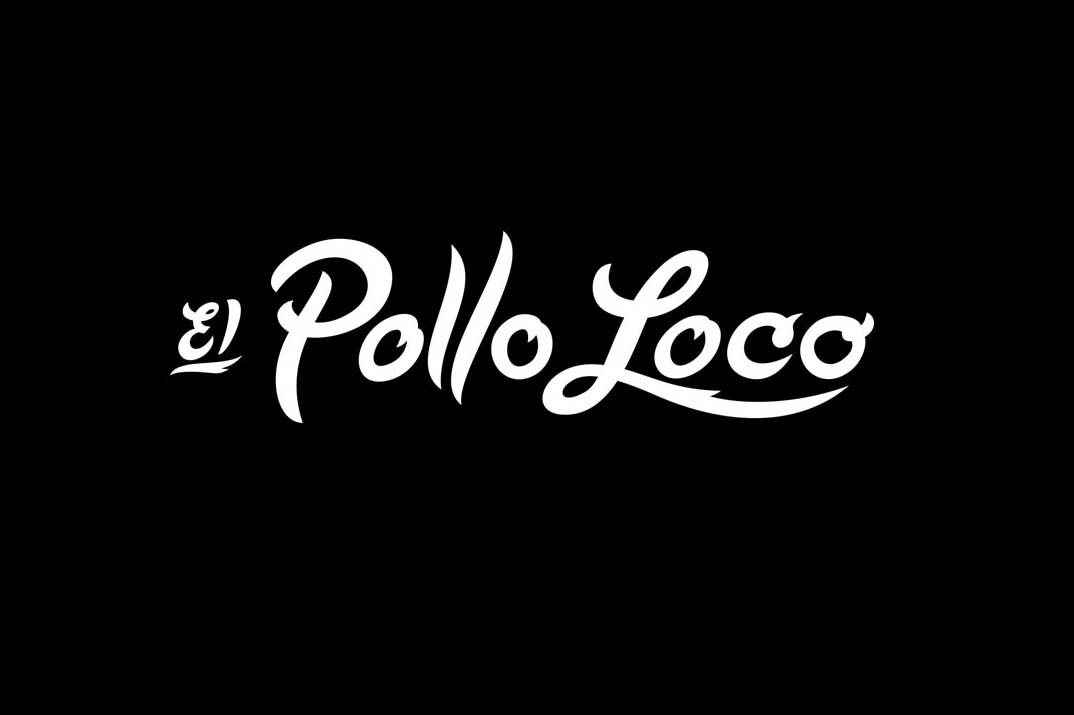 new el pollo loco logo typographer