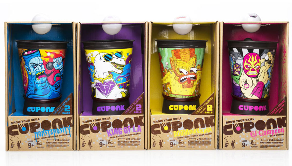 Toy Cuponk Branding and Production